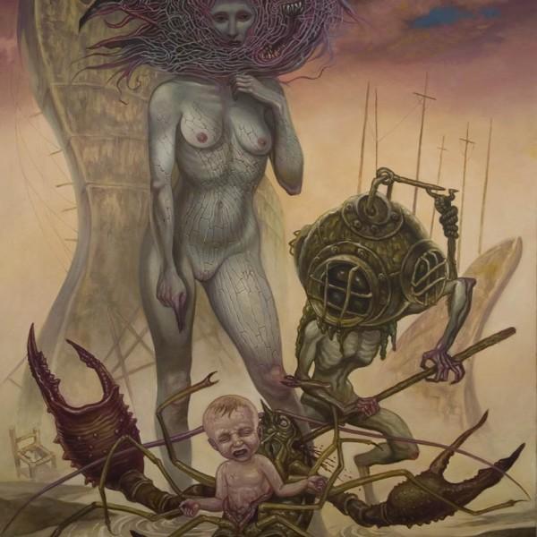 David Van Gough-Purgatory 1