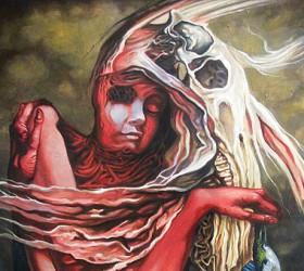 David Van Gough Ghost Gallery