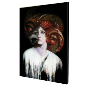 Canvas-print-Rise
