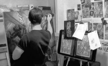 david van gough studio