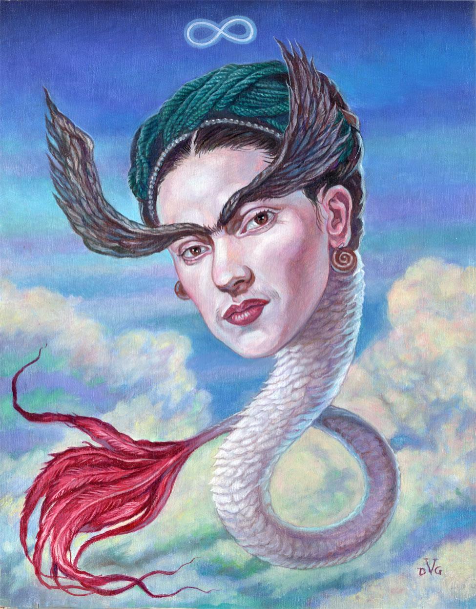 Fridom Kahlo-Infinito